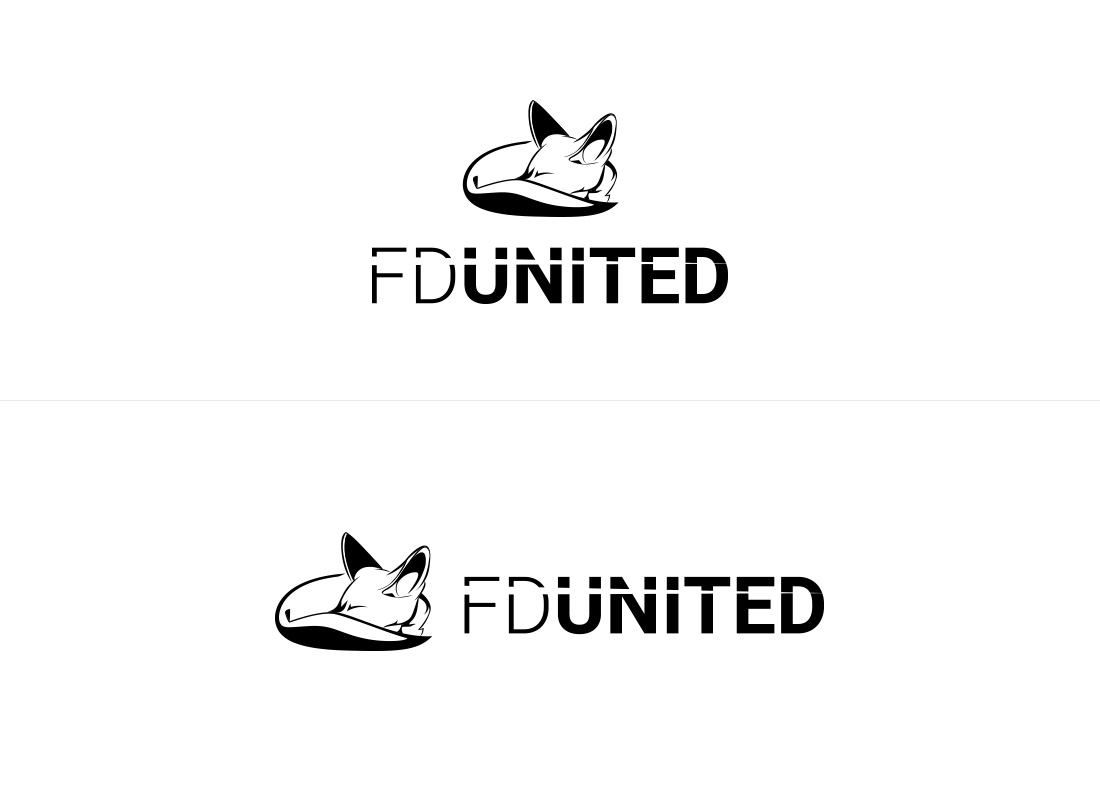 Logo design for FDUnited company